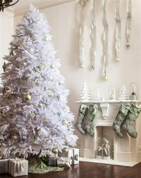 winter white tree i m dreaming of a vintage town country living