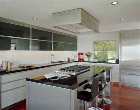 island exhaust hoods kitchen how a beautiful kitchen island can change the decor in your kitchen