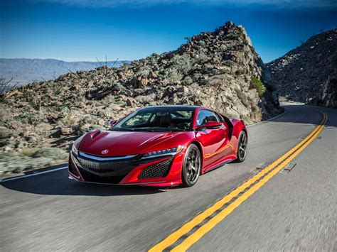 acura supercar 2017 10 things that make the 2017 acura nsx a supercar