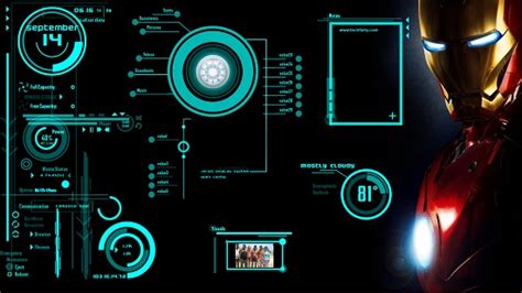 theme windows 7 jarvis iron man iron man jarvis theme for your computer tech fishy