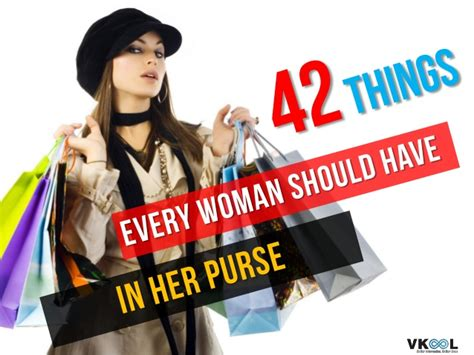 12 Things Every Should In Purse by Things Every Should In Purse Things To