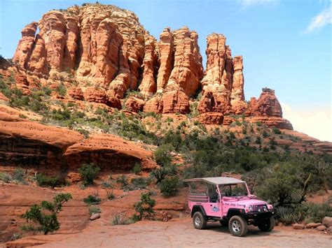 Jeep Tour Sedona Sedona Pink Jeep Tours Somewhere Out There