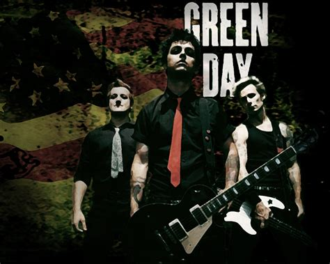 imagenes de tre cool green day club music