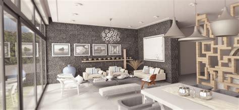 foto perspectiva interior sala comedor de diez  nueve grados arquitectos monterrey