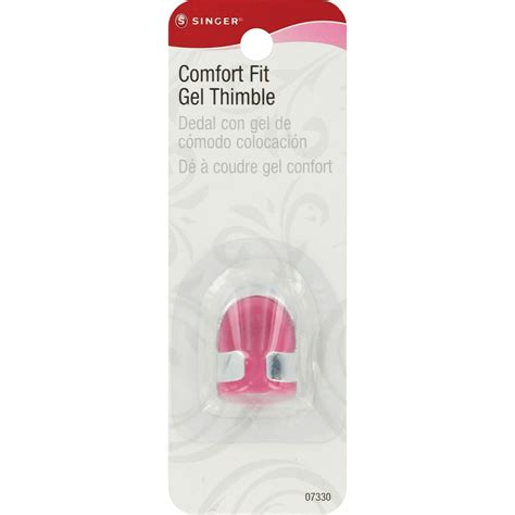 Gel Comfort by Comfort Fit Thimble W Soft Gel Coating Jo