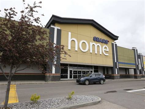 sears canada restructuring closes 13 stores in alberta