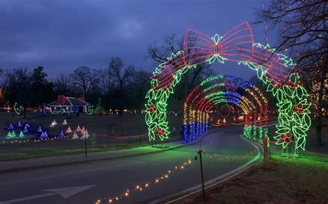 zootastic park christmas wonderland lights 10 things to do in st louis holiday edition explore