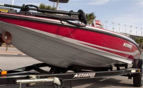 should i buy a used bass boat 2007 stratos 275xl bass boat only 17 hours home