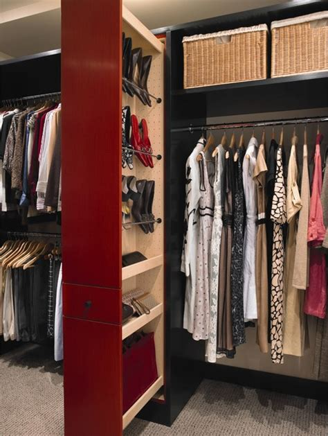 Vertical Shoe Racks For Closets by Linear Solutions Closet By Wood Mode