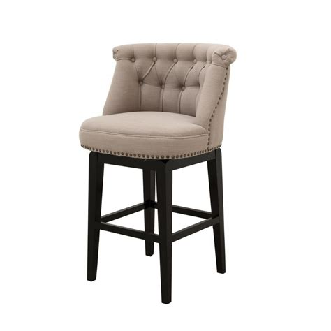 Swivel Counter Stools With Backs The Sora Swivel Counter Stool Is Where Convenience Meets