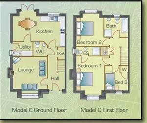 floor plans for semi detached houses semi detached floor plans find house plans