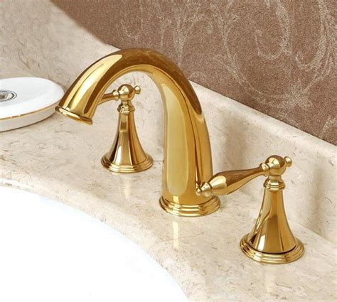 cleaning bathroom faucets how to clean polished brass bathroom faucets the homy design