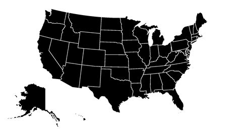 america map black switzerland map black and white in color