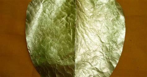 Gelang Kulit Duyung koleksi geliga khazanah asli daun sirih emas