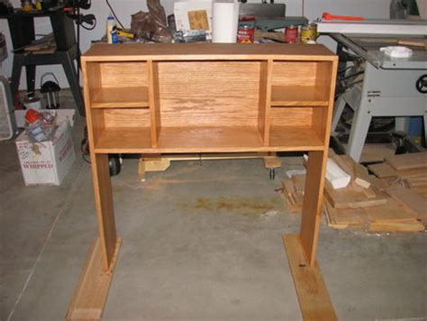 how to make a bookcase headboard bookcase headboard for twin bed by mikeob lumberjocks