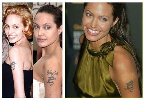 angelina jolie y sus tatto tatuajes de angelina jolie lo que nadie te ha contado