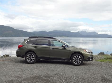 cost of subaru outback 2015 2015 subaru outback limited 2 5i road test review
