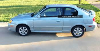 2005 Hyundai Accent Gt 2005 Hyundai Accent Gt Hatchback 3 Door 1 6l