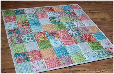 How To Make Patchwork Blanket - baby quilt quilted baby blanket crib quilt or play mat