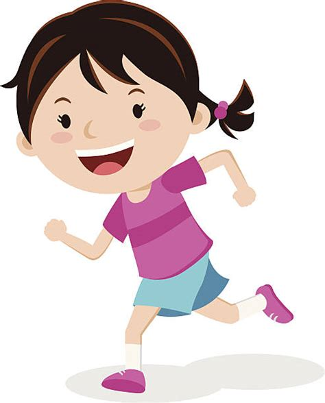 running clipart royalty free children running clip vector images