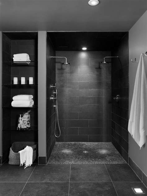 contemporary bathroom showers 25 best ideas about modern shower on shower