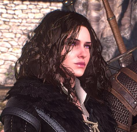 all new hair in witcher 3 new hair for yennefer at the witcher 3 nexus mods and