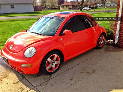 2002 Volkswagen Beetle Turbo by 2002 Vw Beetle Turbo Check Engine Light