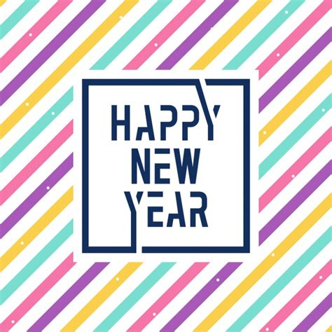 new year background design new year background design vector free