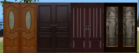 Wallpaper Closet Doors by Mod The Sims Closet Doors Wallpaper