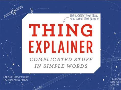 xkcd in thing explainer explained blogparser