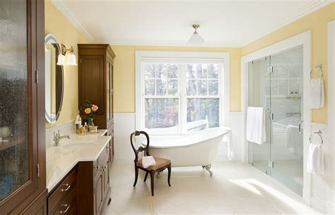gorgeous bathrooms 16 gorgeous bathrooms with the warm allure of yellow