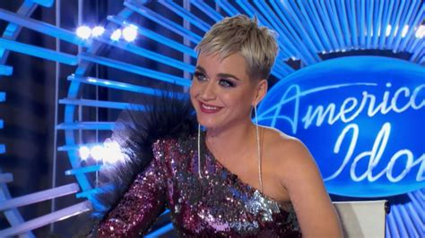 American Idol Contestant Pic by Katy Perry Swoons American Idol Contestant