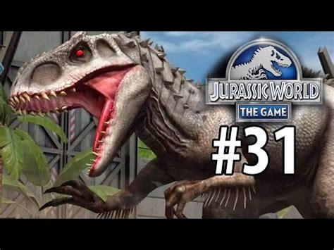 Jurassic World The Game Giveaways Top - jurassic world the game indominus rex episode 31 ipad android yourepeat