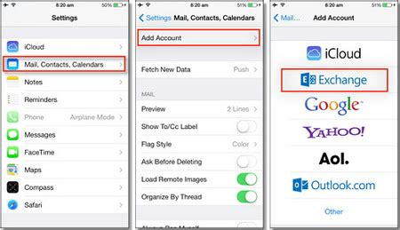 sync outlook contacts to iphone  import outlook contacts