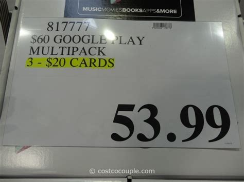 Costco K1 Speed Gift Card - google play discount gift card