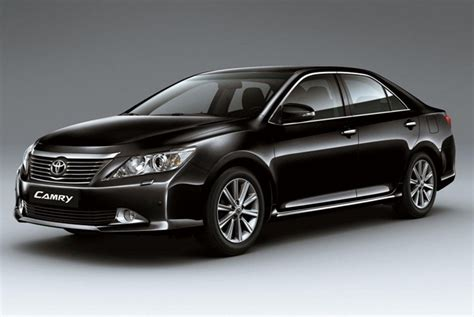 New Toyota Models In India 2012 Toyota Camry Launched In India Price Features