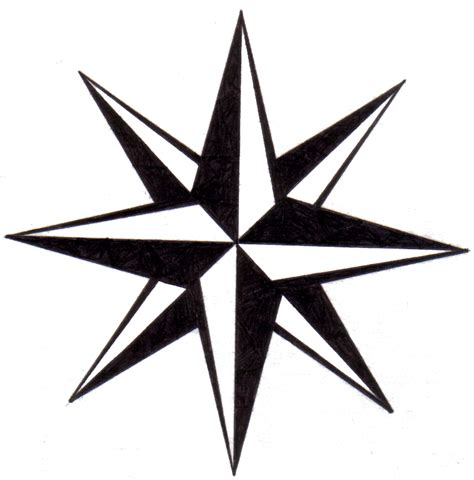 tattoo compass star tattoo design tattoo pictures by christopher burnett