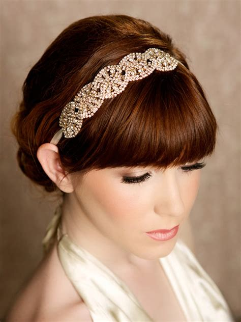 Wedding Hair Accessories Gold by Gorgeous Bridal Hair Accessories And Veils From Gilded