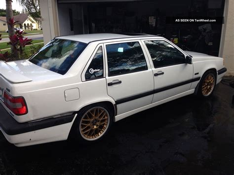 Volvo 850 Manual Transmission by 1996 Volvo 850 Turbo With Manual Transmission