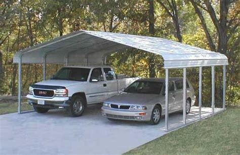 Metal Roof Car Shelter Carports Steel Shelters Storage Shelters Boat Vehicle