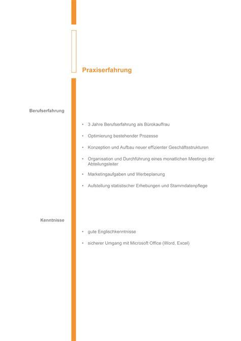 Praktikum Reflektion Muster Bewerbungsschreiben Vorlage