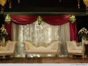Home Engagements Functions Design wedding ideas wedding reception stage decoration photos modern