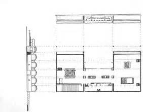 kimbell museum floor plan freehand analytical drawing on behance