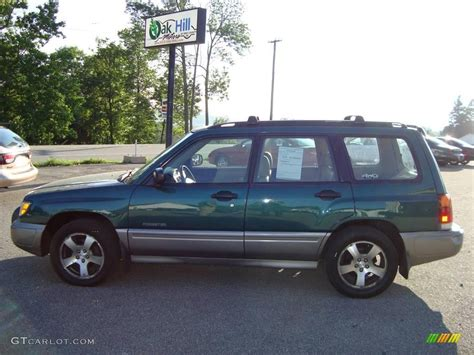 Forest Green Subaru Forester Html Autos Post