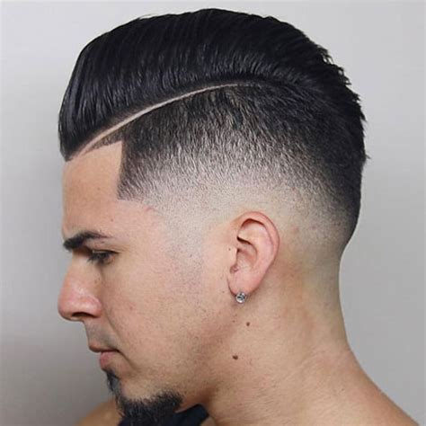 Men Hairstyles With Lines Fade Haircut | 35 men s fade haircuts 2018 men s haircuts hairstyles 2018