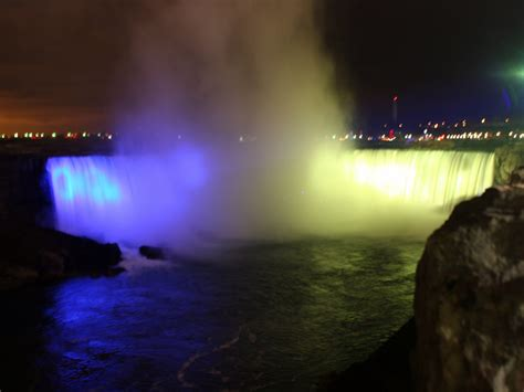 Festival Of Lights Niagara Falls by Winter Festival Of Lights Niagara Falls Ontario Power