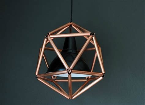Diy Geometric Light Fixture Diy Furniture 18 Sneaky Geometric Light Fixtures