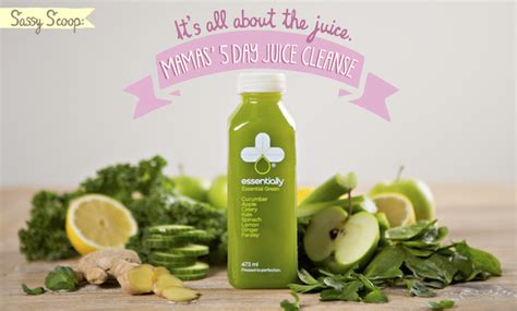 5 Day Detox Acecept Meridian Ins by Mamas Five Day Juice Cleanse Sassy Dubai