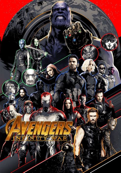 299536 avengers infinity war avengers infinity war part i movie fanart fanart tv