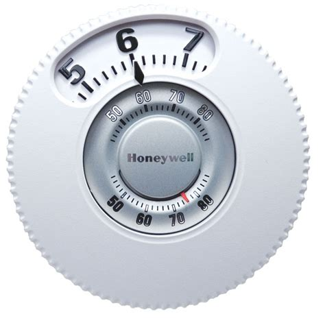 Oversized Clocks by Maxiaids The Round Easy To See Thermostat